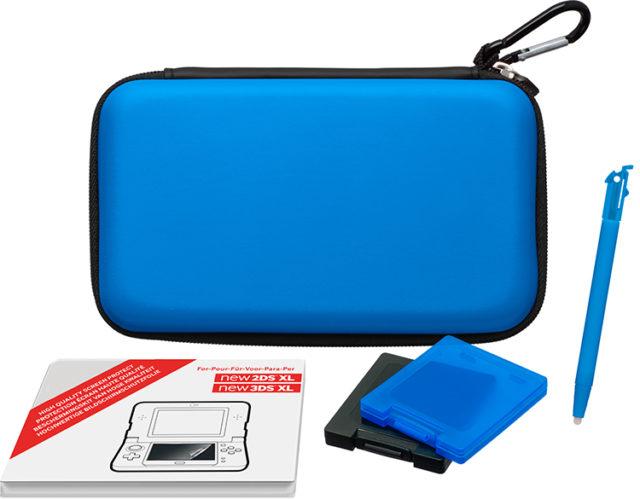 Pack «pure» pour console Nintendo New 2DS™ XL/ Nintendo New 3DS™ XL – Visuel#2tutu#4tutu#6tutu#8tutu#10tutu#12tutu#14tutu#15