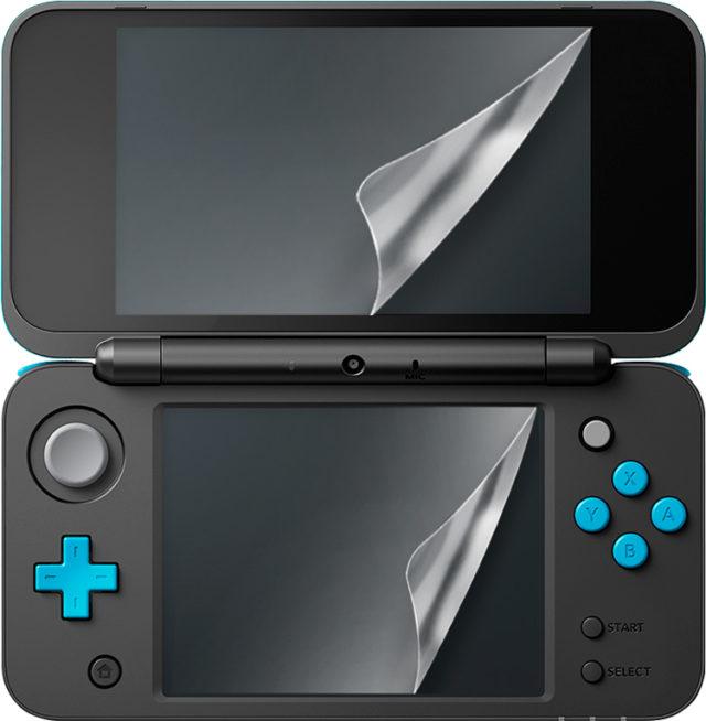 Films de protection pour écrans de la Nintendo NEW 2DS™ XL - Packshot