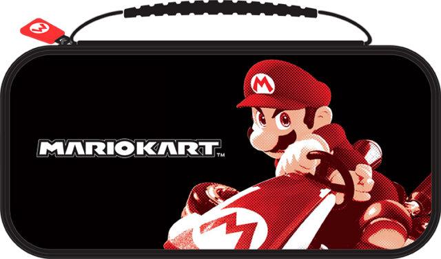 Pochette de transport deluxe officielle «Mario kart 8» – Visuel
