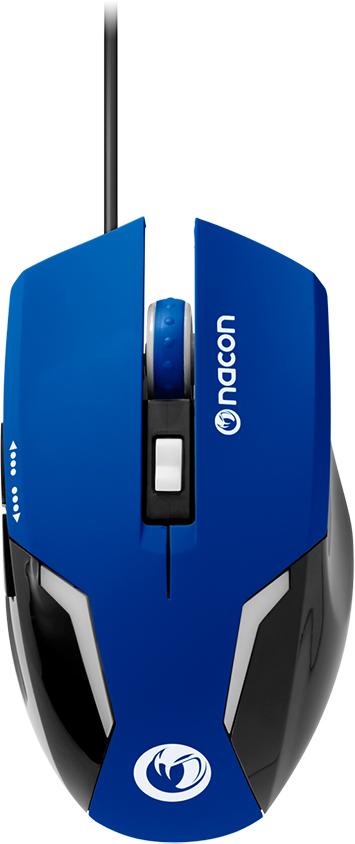Souris optique Nacon (Bleu) - Packshot