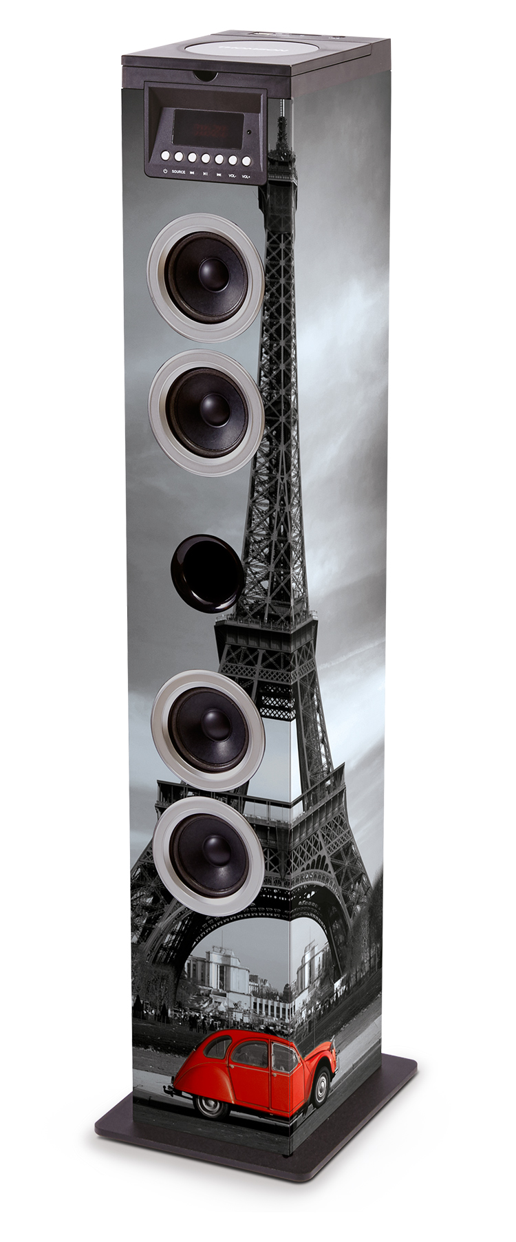 Tour multimédia/lecteur CD - Packshot