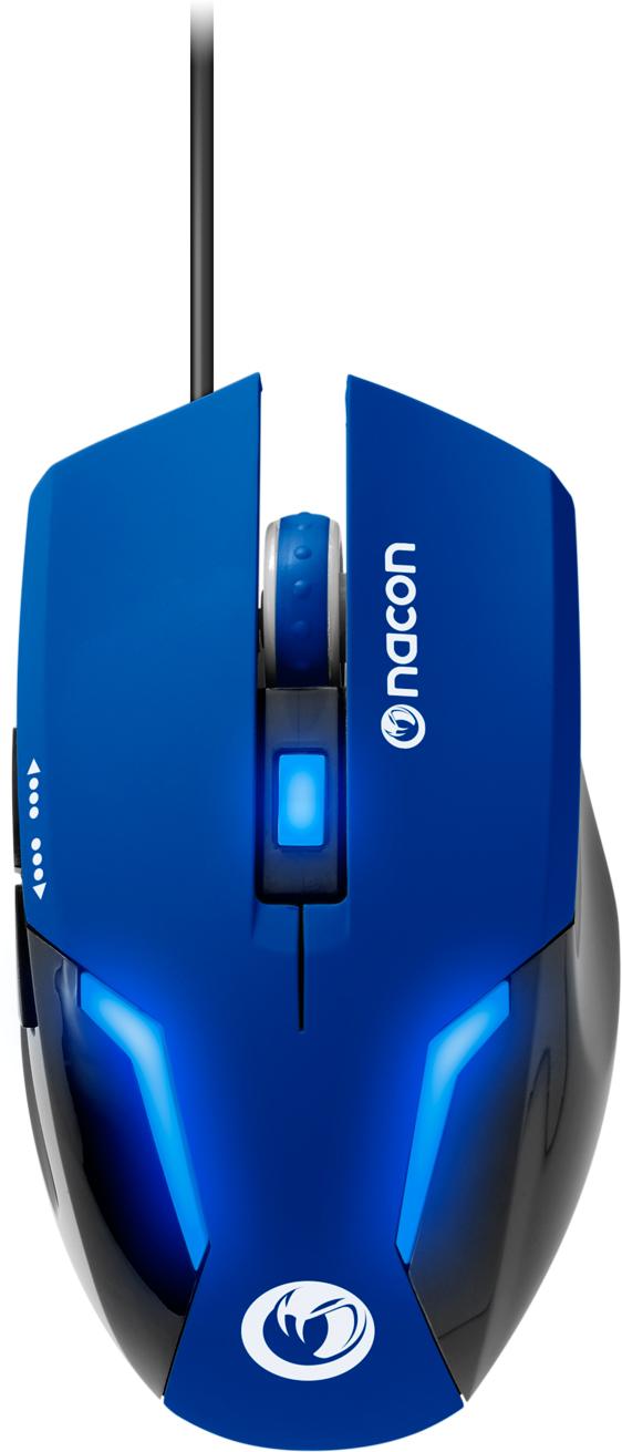 Souris optique Nacon (Bleu) – Visuel