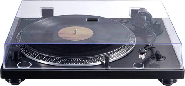 Tourne-disques professionel à entraînement direct THOMSON TT600BT – Visuel#2tutu#4tutu#6tutu#8tutu