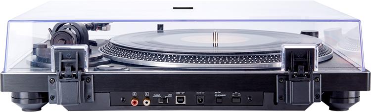 Tourne-disques professionel à entraînement direct THOMSON TT600BT - Visuel