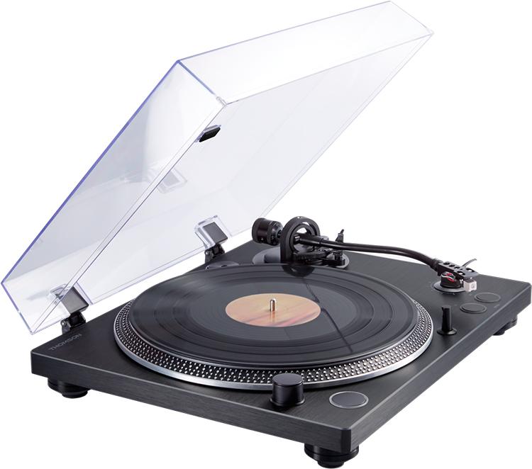Tourne-disques professionel à entraînement direct THOMSON TT600BT - Visuel#1