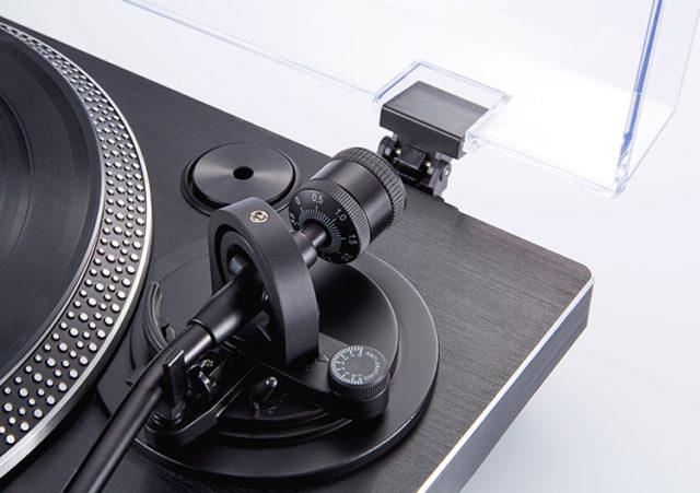 Tourne-disques professionel à entraînement direct THOMSON TT600BT – Visuel#2tutu