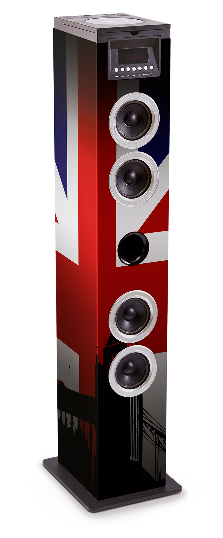 tour multim dia lecteur cd tw12cdgb bigben bigben fr sound accessoires gaming mobile. Black Bedroom Furniture Sets. Home Design Ideas