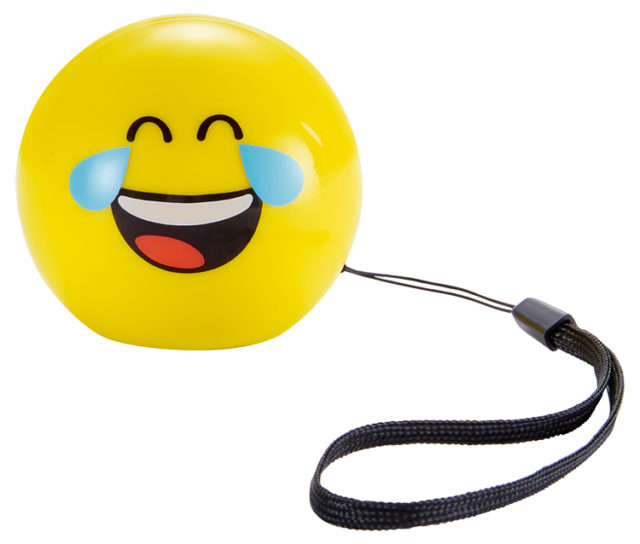 Enceinte sans fil portable (lol) BT15SMILEYLOL Smiley® - Packshot