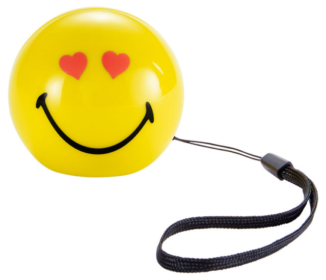 Enceinte sans fil portable (love) BT15SMILEYLOVE Smiley® - Packshot