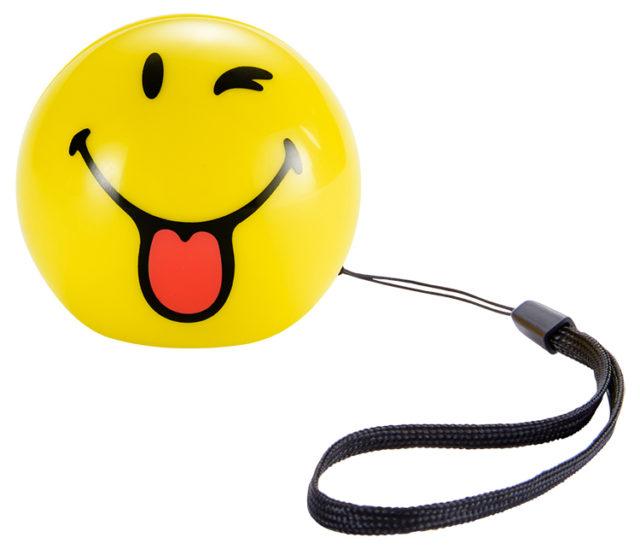 Enceinte sans fil portable (wink) BT15SMILEYWINK Smiley® - Packshot