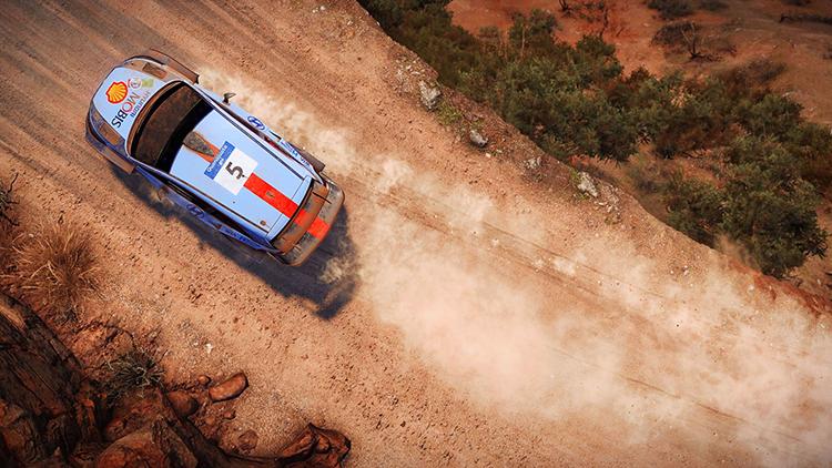 WRC 7 - Capture d'écran
