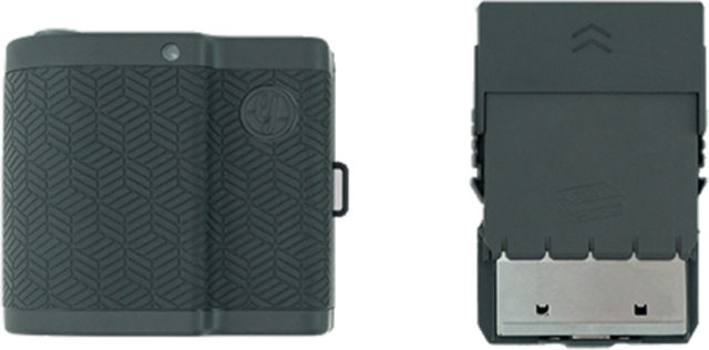 Imprimante de poche connectique ligthning (gris foncé) PRYPKTIGRA PRYNT – Visuel#1