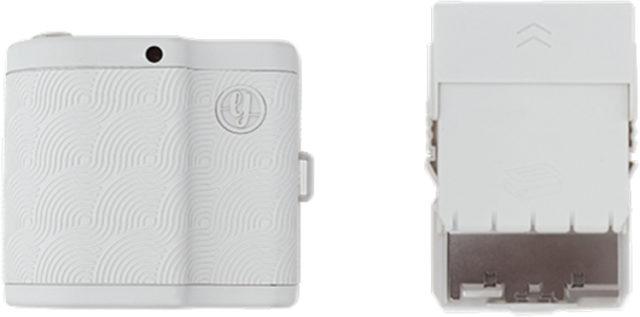 Imprimante de poche connectique ligthning (gris) PRYPKTIGRI PRYNT – Visuel#1