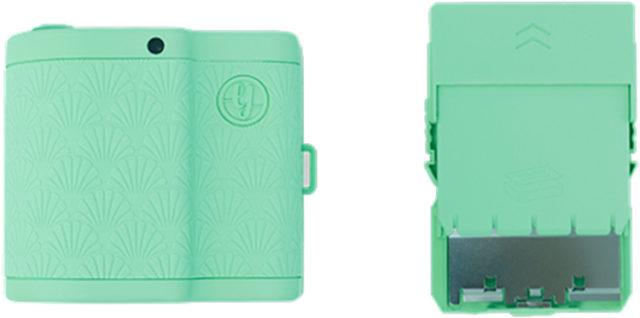Imprimante de poche connectique ligthning (vert) PRYPKTIPMEN PRYNT – Visuel#1