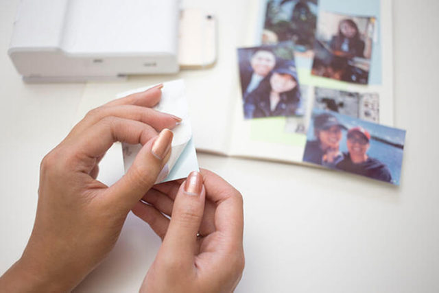 Recharge de 40 papiers photos PRYPKTPAP PRYNT – Visuel#1