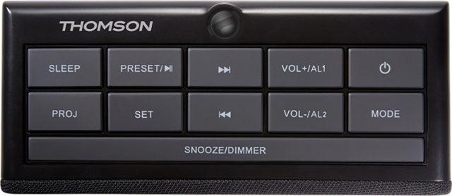 Radio réveil avec projecteur CL300P THOMSON – Visuel#2tutu