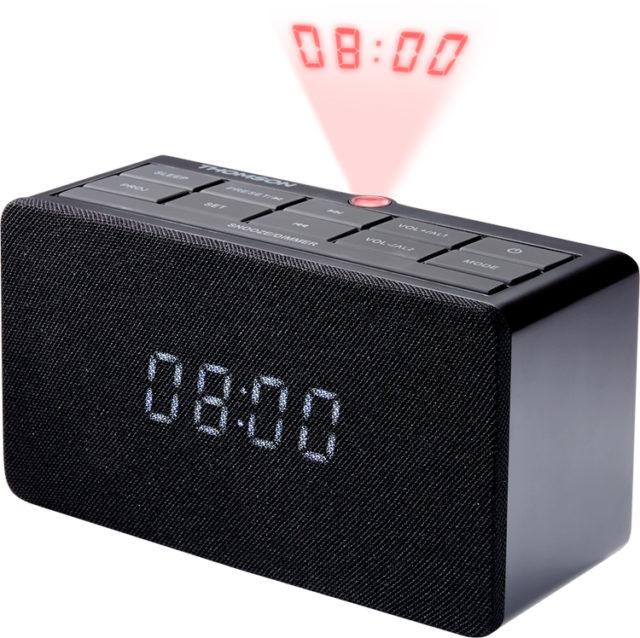 Radio réveil avec projecteur CL300P THOMSON – Visuel#2tutu#3