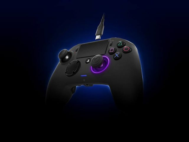 Manette Revolution Pro Controller 2 sous licence officielle PlayStation® 4 PS4OFPADREV2FRNL NACON – Visuel#2tutu#4tutu#6tutu#8tutu#10tutu#12tutu#14tutu