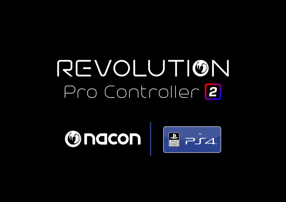 Manette Revolution Pro Controller 2 sous licence officielle PlayStation® 4 PS4OFPADREV2FRNL NACON - Visuel#2tutu#4tutu#6tutu#8tutu#10tutu#12tutu#14tutu#16tutu#17