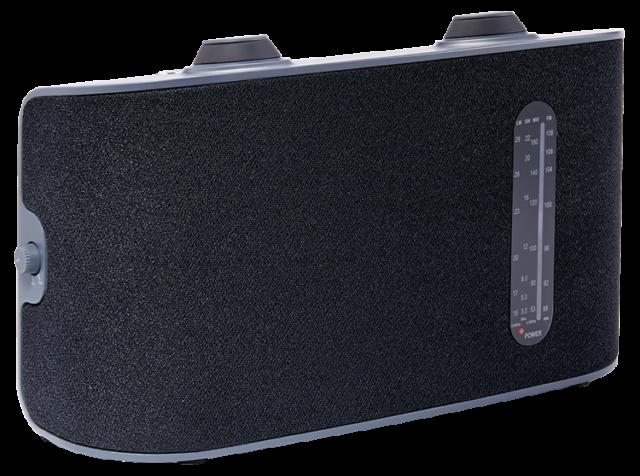 Radio portable 4 bandes (noir) RT250 THOMSON – Visuel