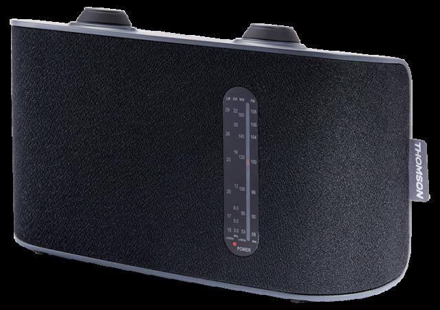 Radio portable 4 bandes (noir) RT250 THOMSON – Visuel#1