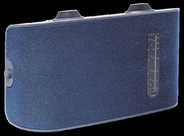 Radio portable 4 bandes (bleu) RT250 THOMSON – Visuel#1