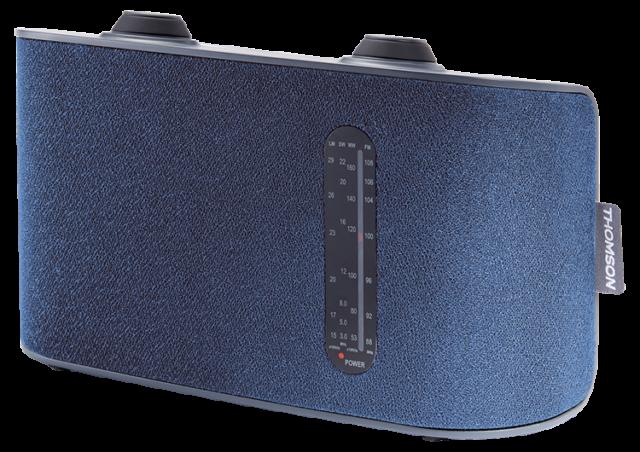 Radio portable 4 bandes (bleu) RT250 THOMSON – Visuel#2tutu