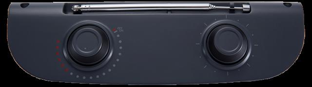 Radio portable 4 bandes (rouge) RT250 THOMSON – Visuel#2tutu