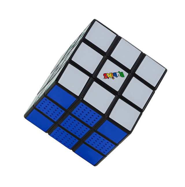 Enceinte sans fil portable Rubik's® BT17RUBIKS – Packshot
