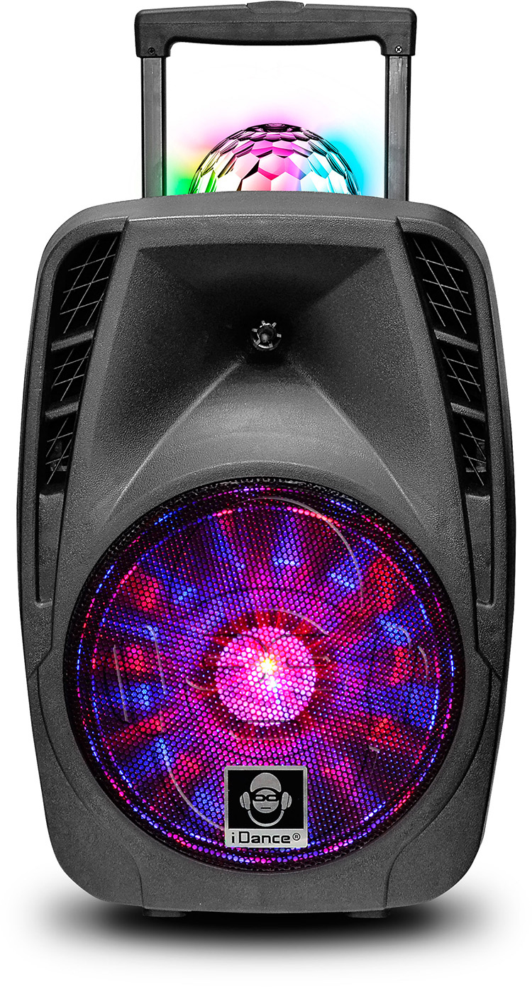 Système Bluetooth sons et lumières GROOVE216 I DANCE - Packshot