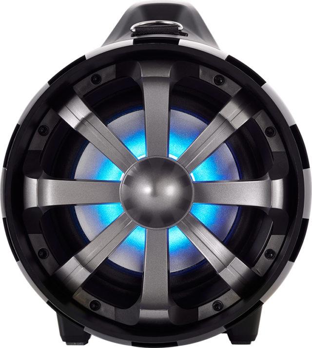 Enceinte portable lumineuse Ghetto Blaster BT50ARMY BIGBEN – Visuel#2tutu#4tutu
