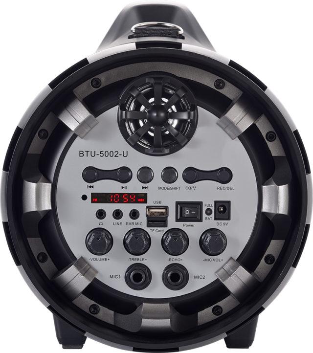 Enceinte portable lumineuse Ghetto Blaster BT50GRAFF BIGBEN – Visuel#2tutu#3