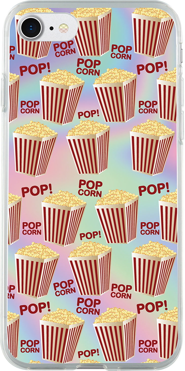 Coque rigide holograhique (pop corn) - Packshot