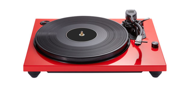 Platine vinyle TD114R BIGBEN - Packshot