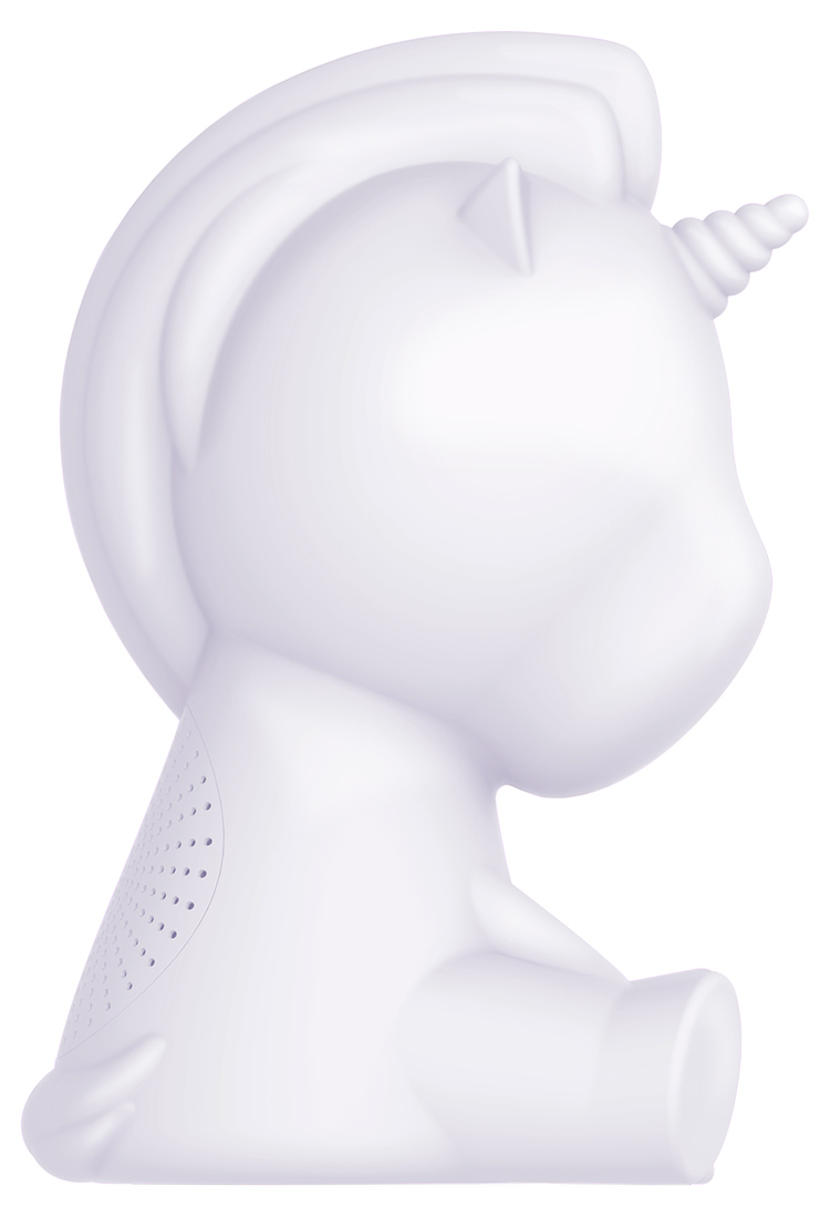 Enceinte sans fil lumineuse Lumin'us (licorne) BTLSUNICORN BIGBEN - Visuel#2tutu#3