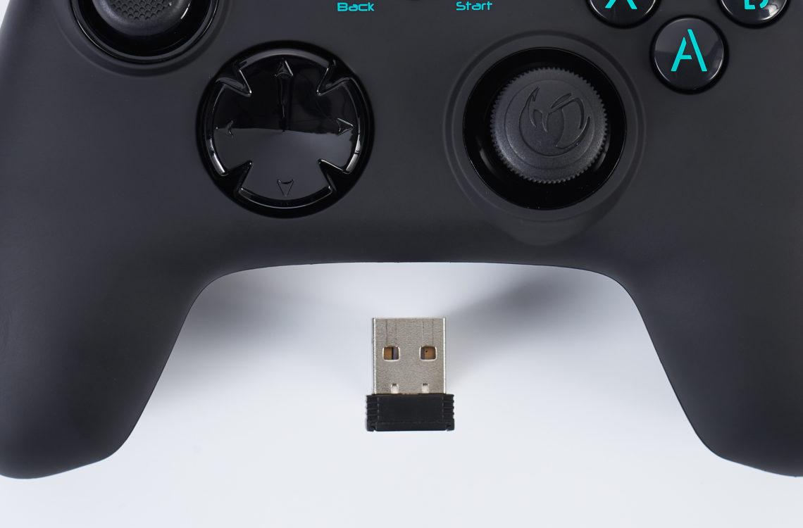 Manette de jeu PC sans fil GC-200WL PCGC-200WL NACON | Bigben | Audio | Lumin'US | Bigben Party ...