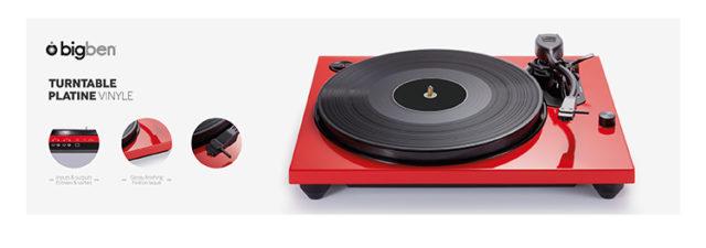 Platine vinyle TD114R BIGBEN – Visuel#2tutu