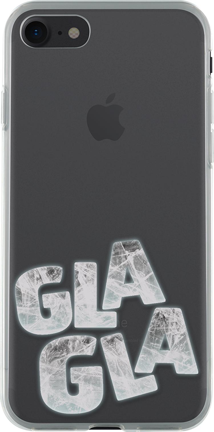 Coque semi-rigide transparente (Glagla) - Packshot