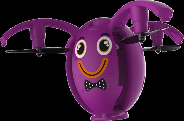 Mini drone Egg One (violet) BIGBEN - Packshot