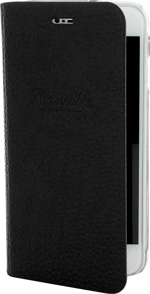 Étui folio Façonnable French Riviera (Noir) - Packshot