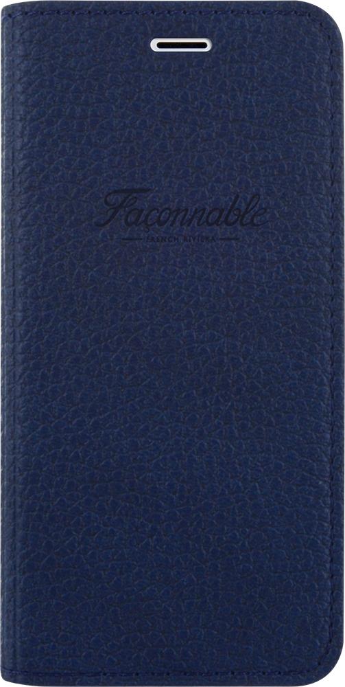 Étui folio Façonnable French Riviera (Bleu) - Packshot