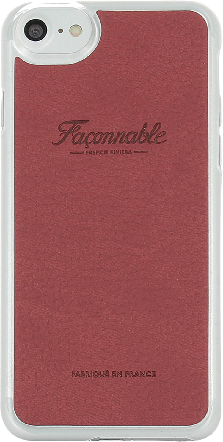 Coque rigide Façonnable French Riviera (Rouge) - Packshot