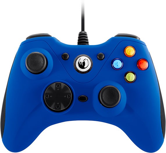 Manette de jeu PC (Bleu) PCGC-100BLUE Nacon - Packshot