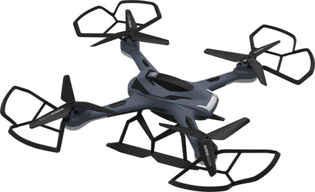Drone Bigben Hawk (noir) - Packshot