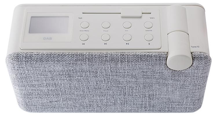 Radio DAB+ et enceinte sans fil DAB05 THOMSON - Visuel#1