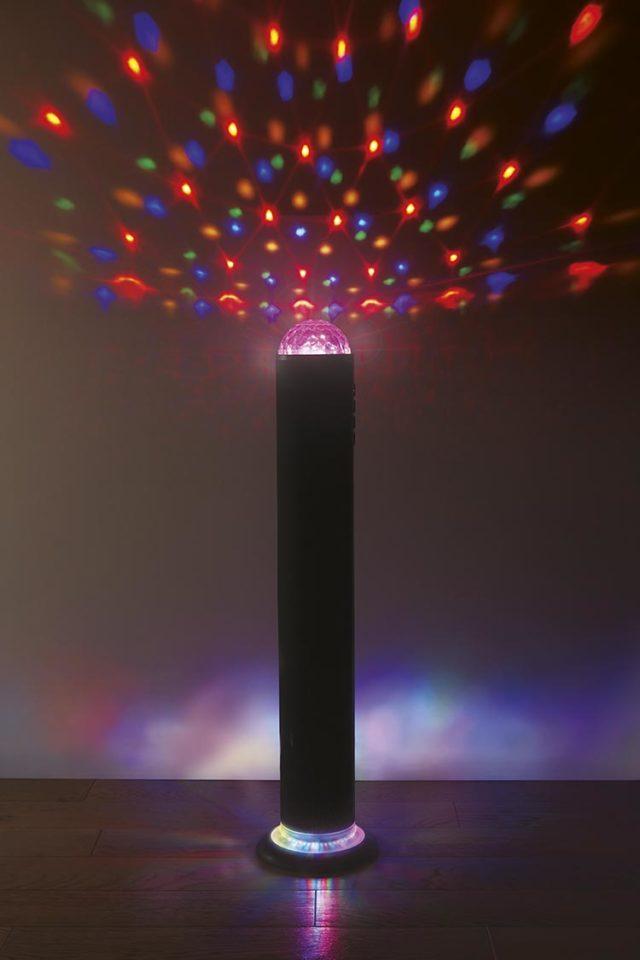 Tour multimédia avec 2 micros filaires TW11K BIGBEN – Visuel
