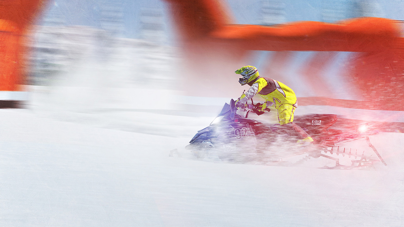 Snow Moto Racing Freedom – Capture d'écran