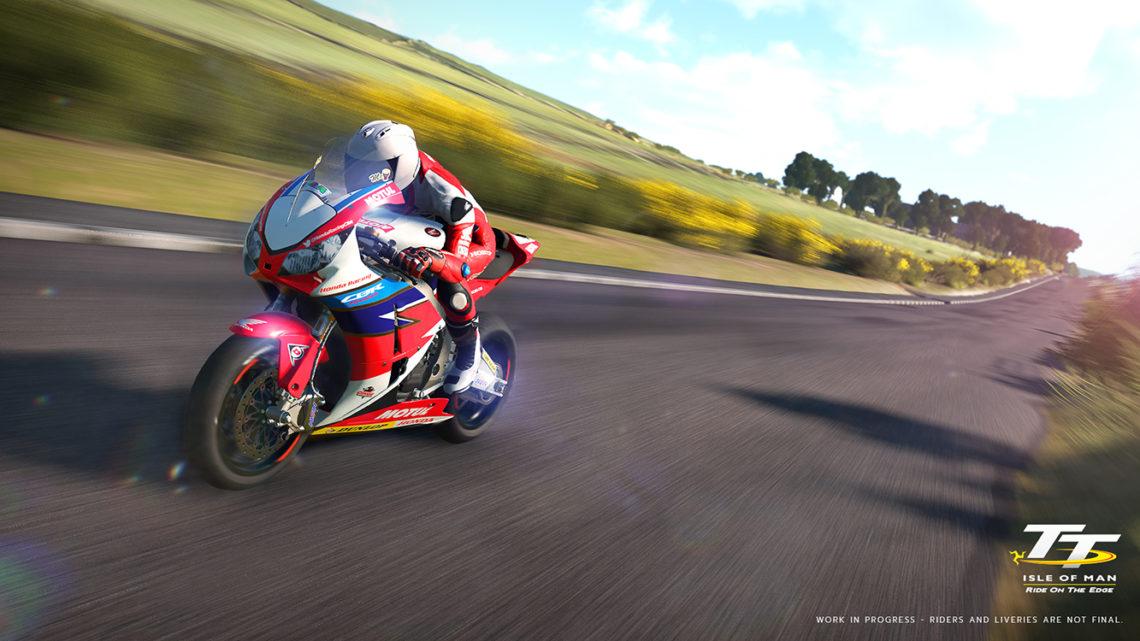 TT Isle of Man - Capture d'écran