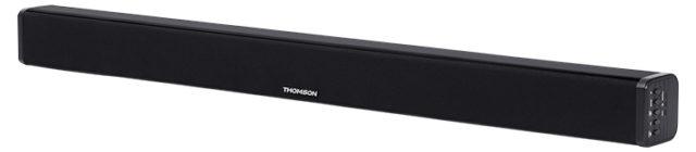 Barre de son avec caisson de basses filaire SB50BT THOMSON – Visuel