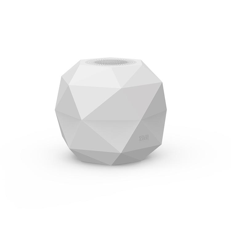 lampe enceinte prisme sphere bluetooth cblprismem. Black Bedroom Furniture Sets. Home Design Ideas